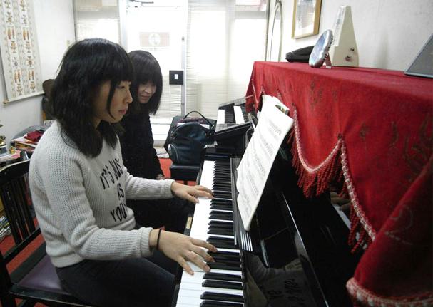 ピアノ科・電子オルガン科